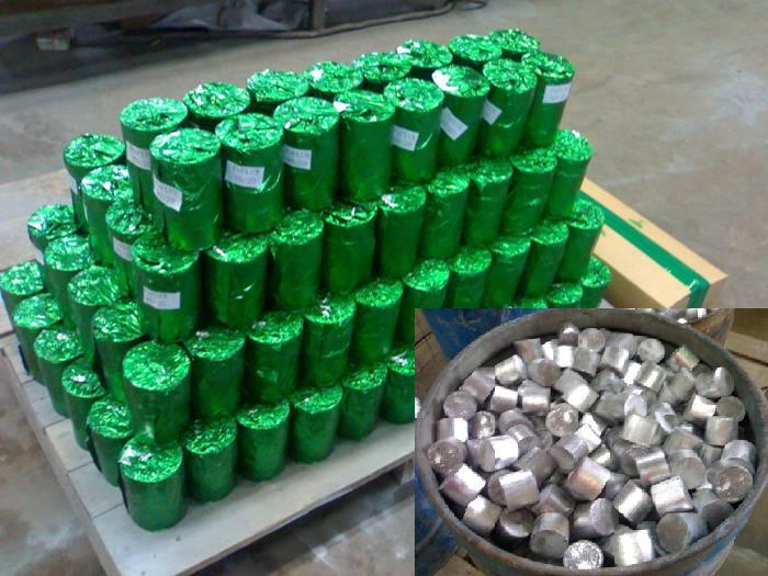 Alloying Additives (Element Additives & Remover)