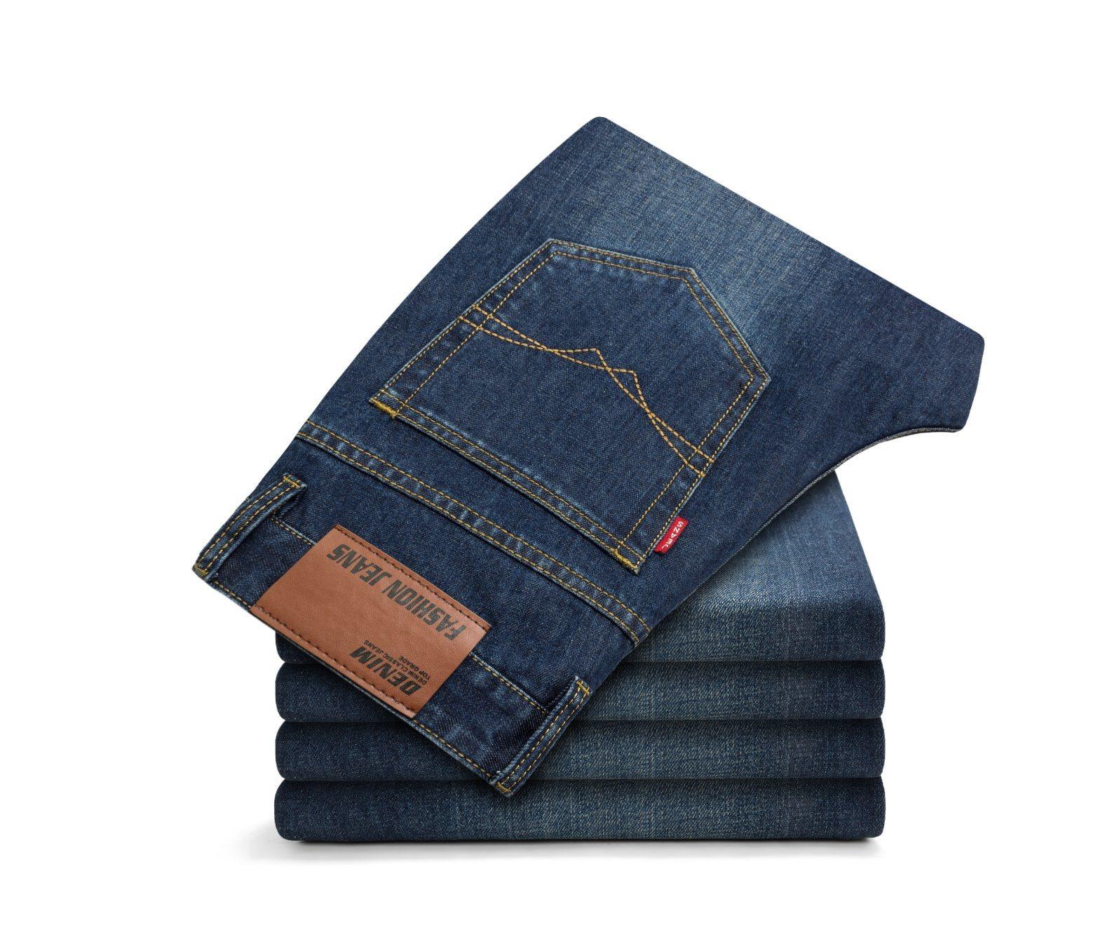 D031 Popular Casual Denim Jeans