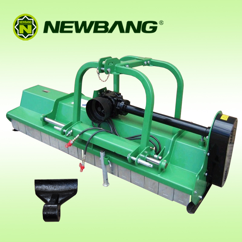 Flail Mower with Hydraulic Shift (Bush Cutter AG Series)