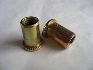 China Zinc Alloy Nut, 2016