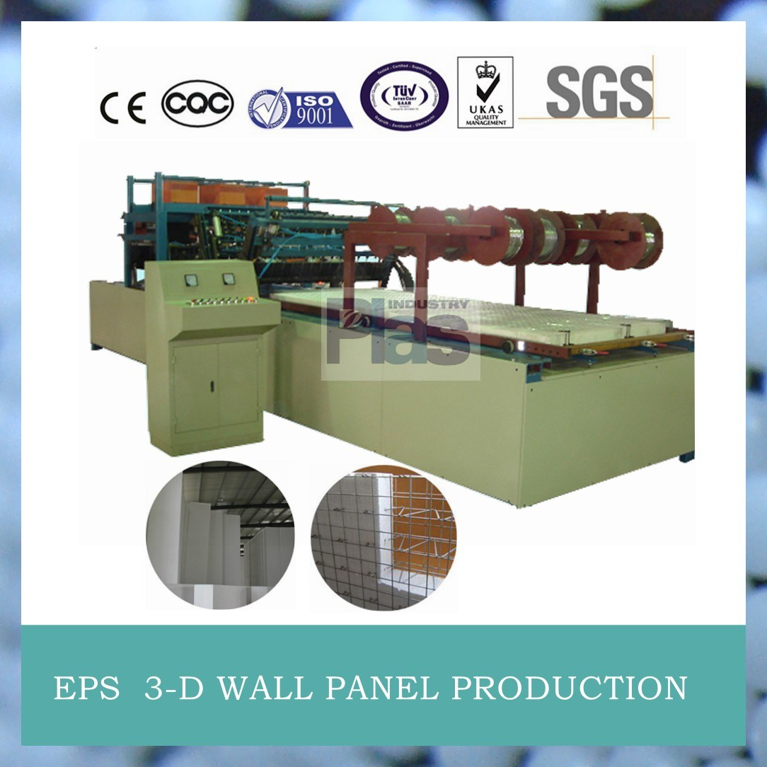 EPS 3D Wall Roof Panel Production Line