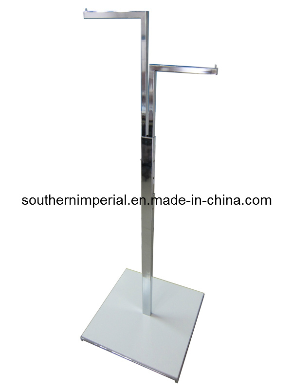 Polished Chrome Handbag//Wallet/Shoes/Clothes/Jewelry Display Stand
