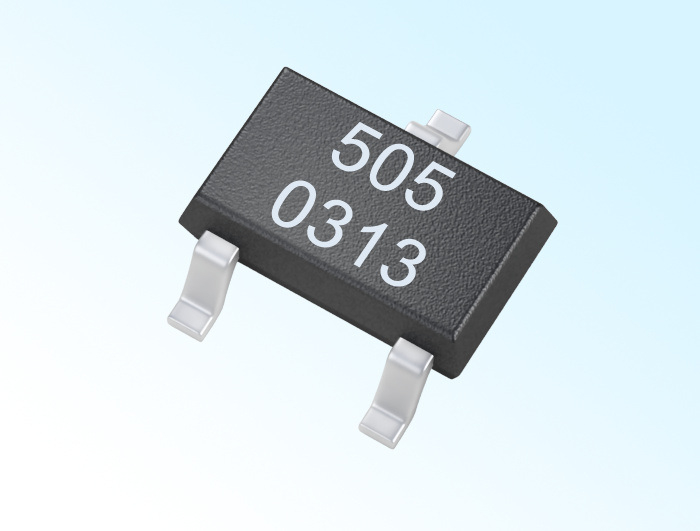 Hall Effect Sensor (AH3505) , Linear Hall Effect Sensor,