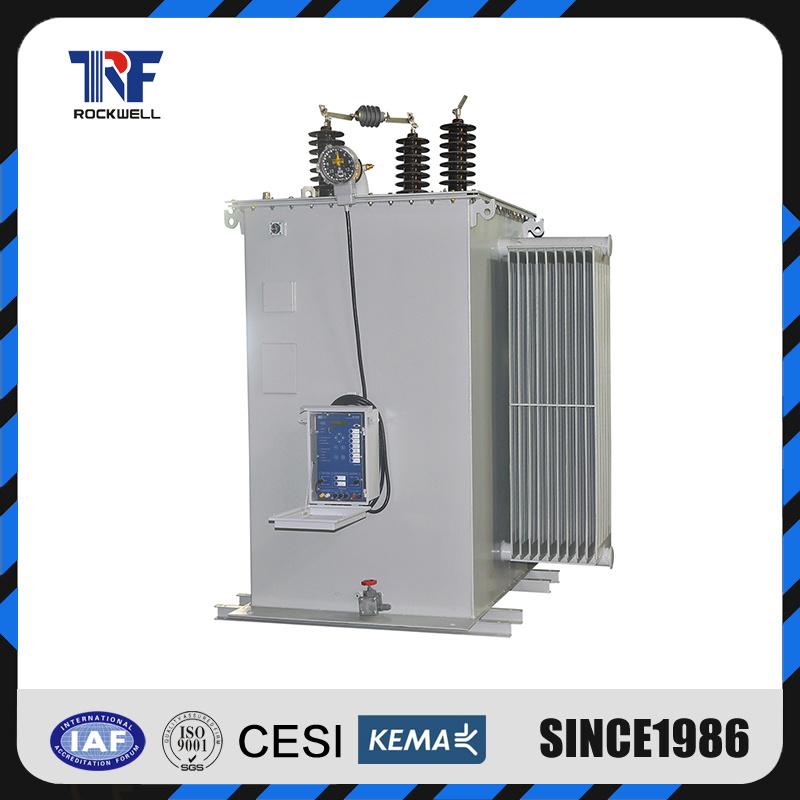 7.6kv 13.8kv 19.9kv Single Phase Voltage Regualtor 32steps Auto Transformer