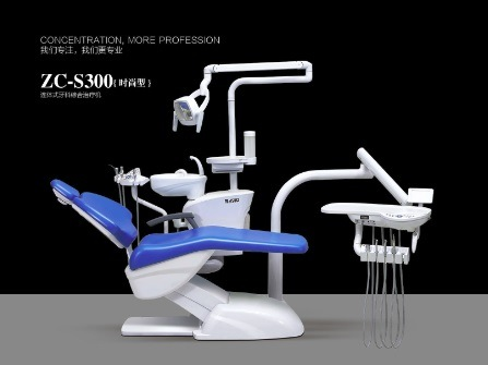 High Quality Dental Chair with Ce Approved (ZC-S300f)