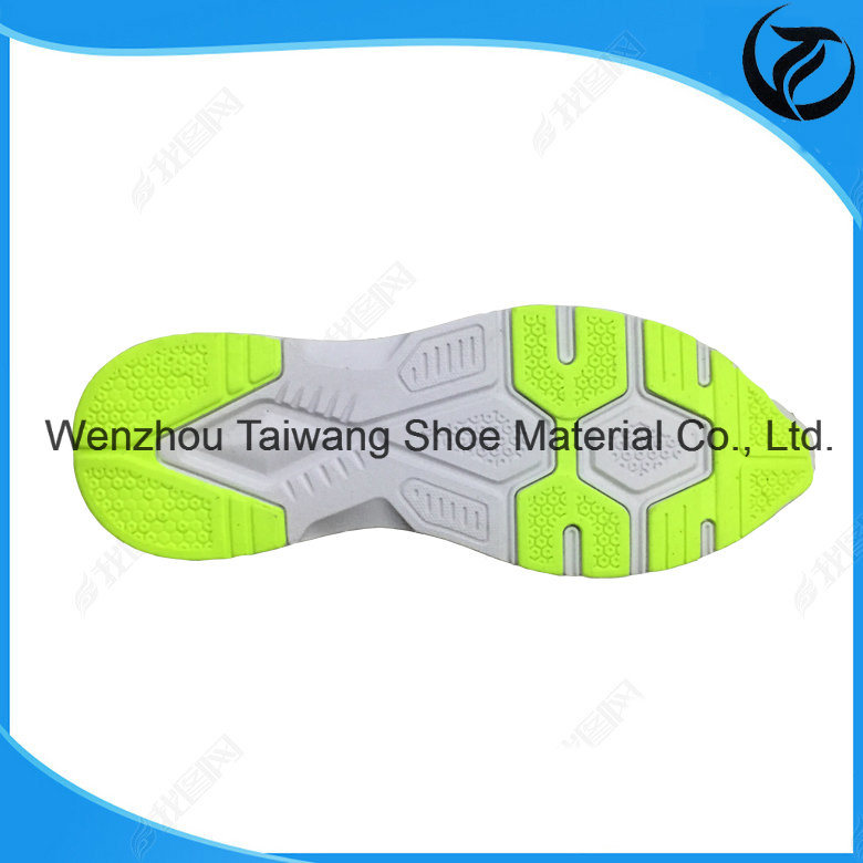 Sports Shoes Soles TPR Wear Combination Soles