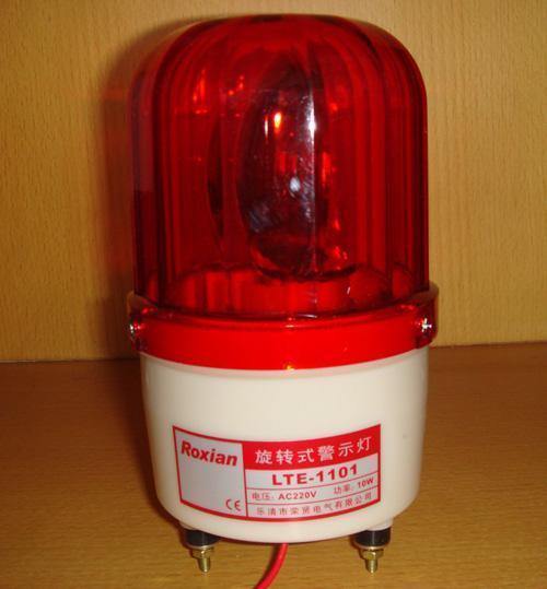 旋转式警示器lte1101电路图