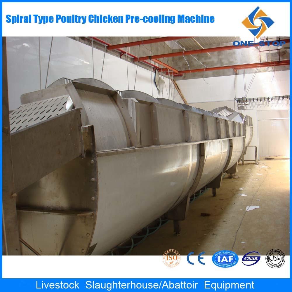 Poultry Slaughterhouse Equipment Chicken Slaughter Equipment
