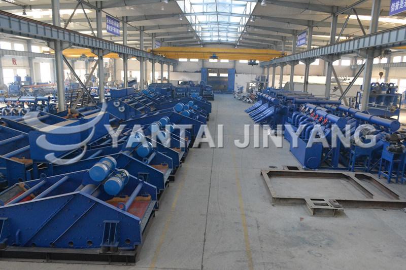 Hydrocyclone Separators- Large Cone Angle Flat Hydrocyclone/Cyclone