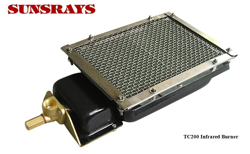 Barbecue Special Infrared Ceramic Burners (TC-200)
