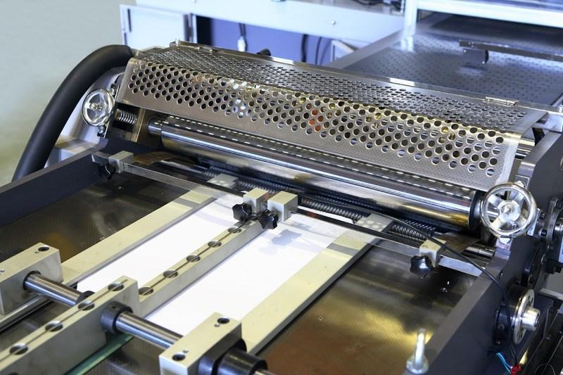 Hard Book Cover Making Machine