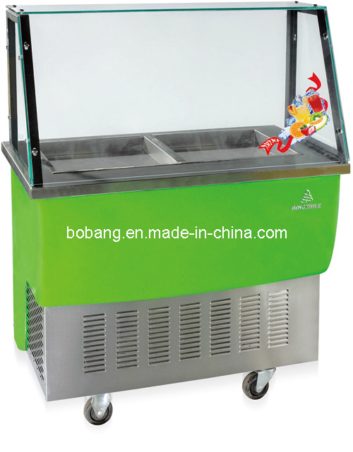 High Quality Ice Cream Frying Machine