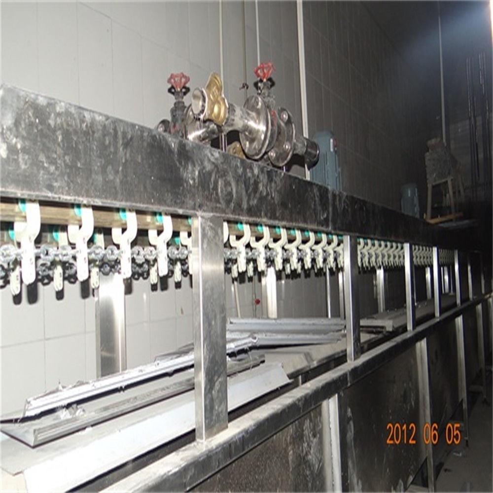 Automated Chicken Processing Line 10000 Bph
