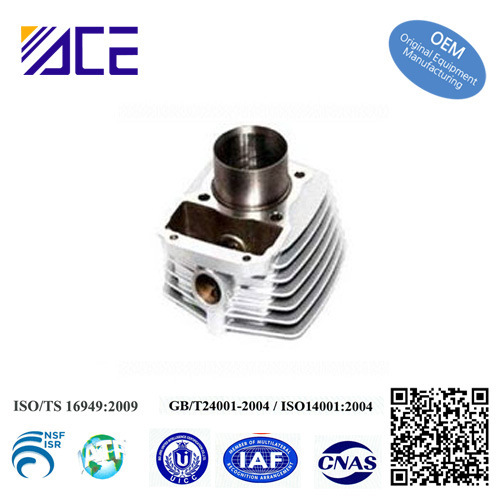 CNC Machining Components Aluminum Motorcycle Engine Parts