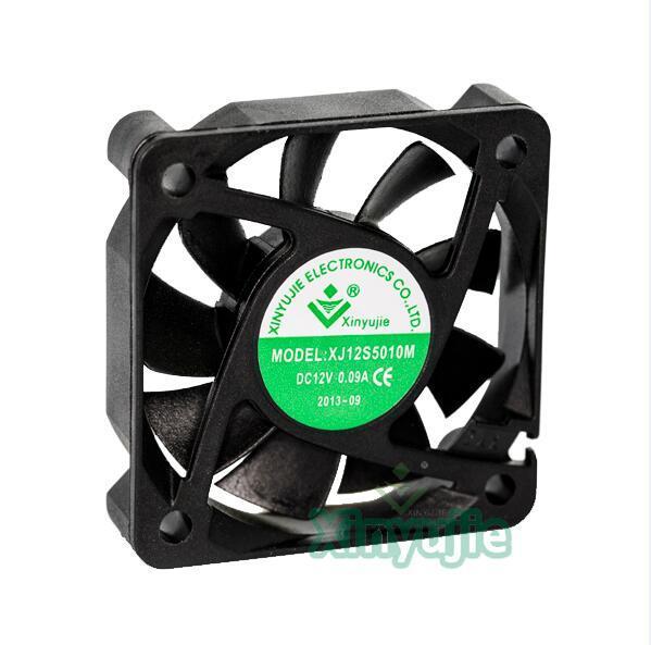 2 Inch 5V 12V 24V DC Cooling Fan 50X50X10mm