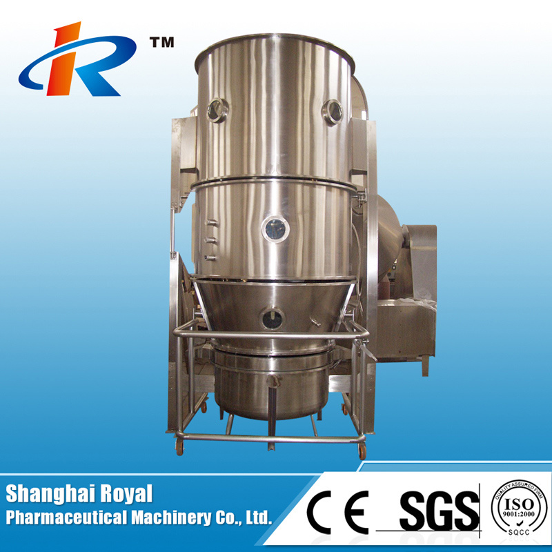 Gfg Series High Efficient Fluid-Bed Dryer