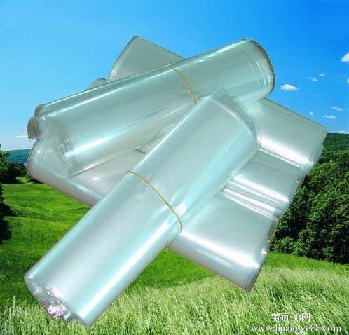 High Quality Transparent Polyolefin (POF) Heat Shrink Flat Bag, Fad Approved