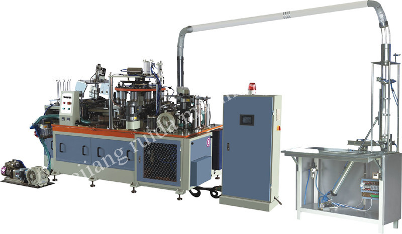 High Speed Paper Cup Forming Machine (RD-12/22)