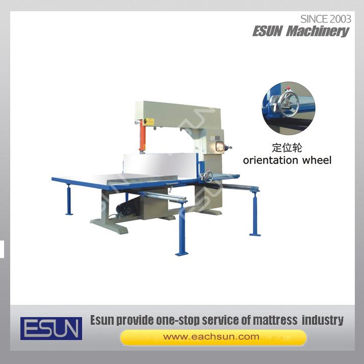 Vertical Foam Cutting Machine ELQ-4L