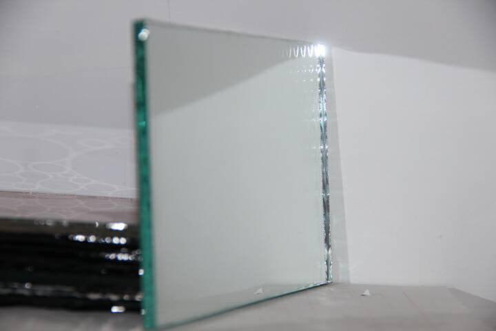 3mm, 4mm, 5mm, 6mm Shahe Float Glass Aluminium Mirror