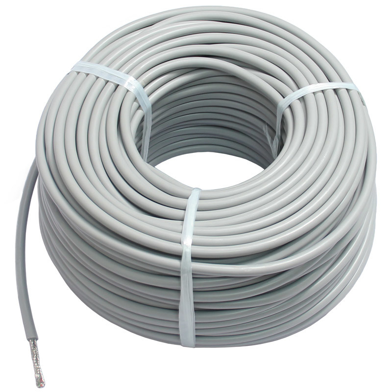 High Voltage Cable And Wire : China silicone braided shield cable photos pictures