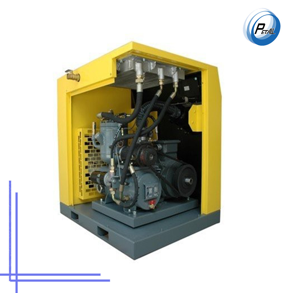 100HP 75kw Screw Air Compressor