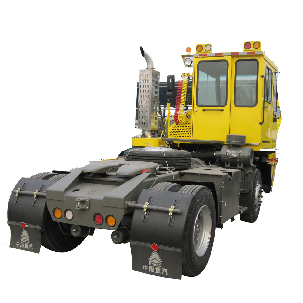 Hova Yard Tractor Series-Innovator of Transshipment at Port and Steel Plant