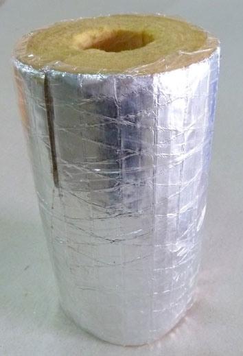 China glass wool insulation pipe china vacuum insulation for Mineral wool pipe insulation