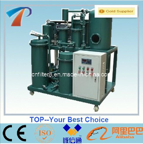 Series Tya Industrial Lubricating Oil Purifier Machine for Lubricating Oil, Fast Degas, Dewater, Particles Removal, Improves The Oil′s Quality