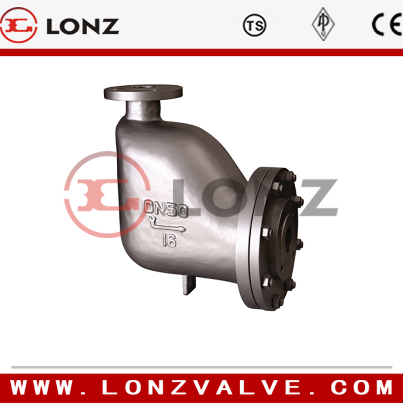 Valve (Lever Ball Float Type)
