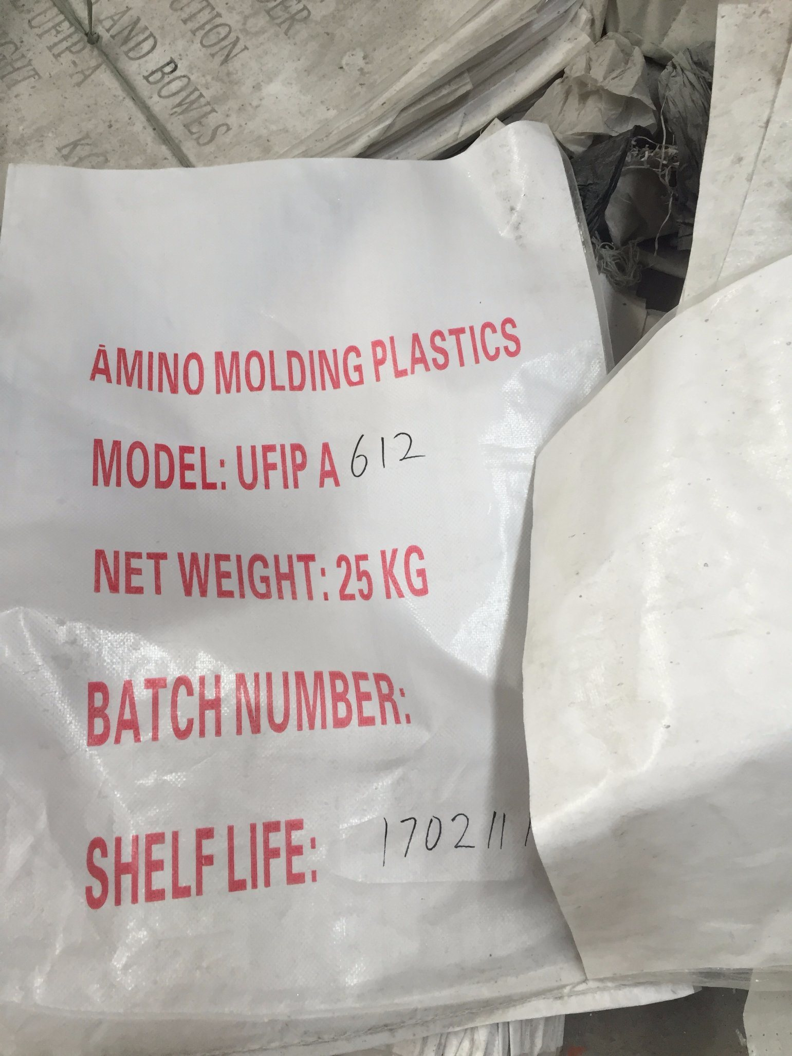Amino Moulding Compound