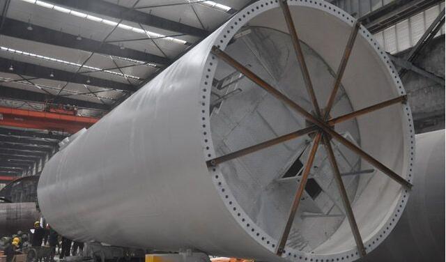 Wind Tower Pole (1-7.6m)