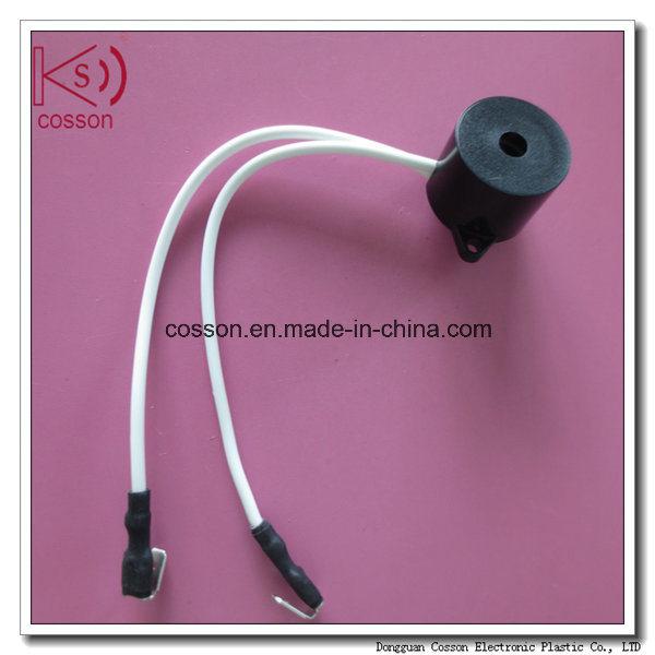 Small Electronic Alarm System Usage Wired 110V Piezo Buzzer