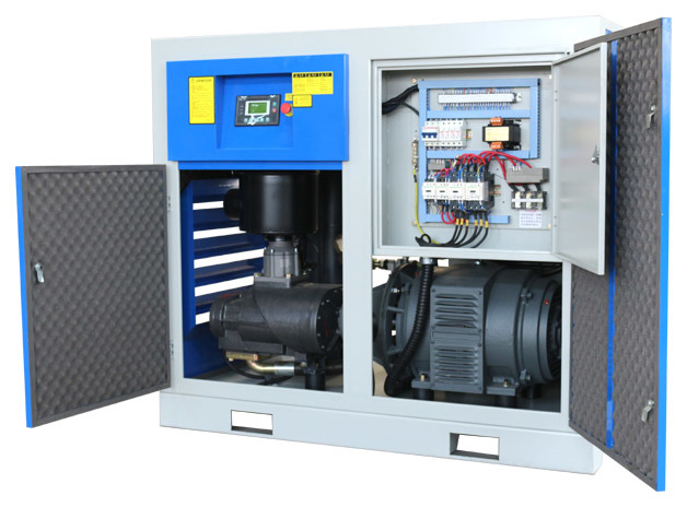 Stationary Screw Compressor