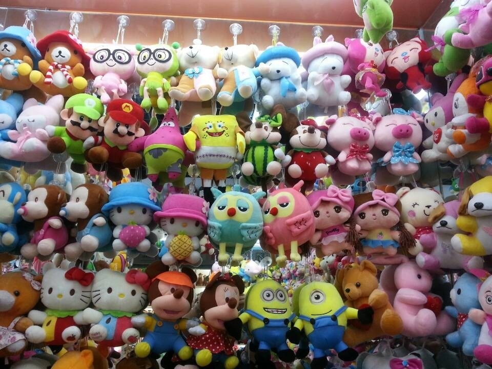 Claw Machine Plush Toys : China claw crane machine plush toys photos pictures