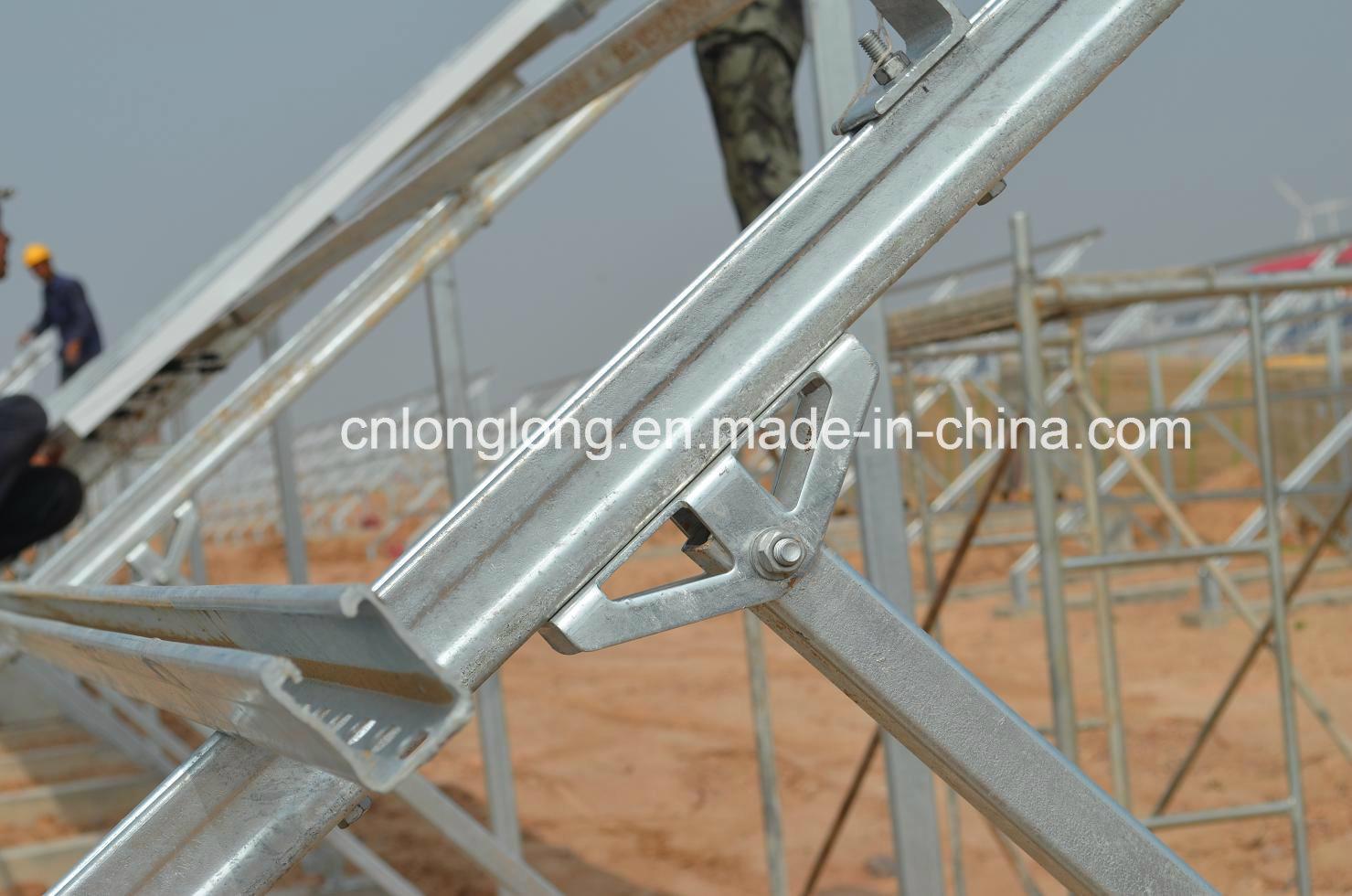 Solar Panel Pole Mounting Brackets Ll-Se-05