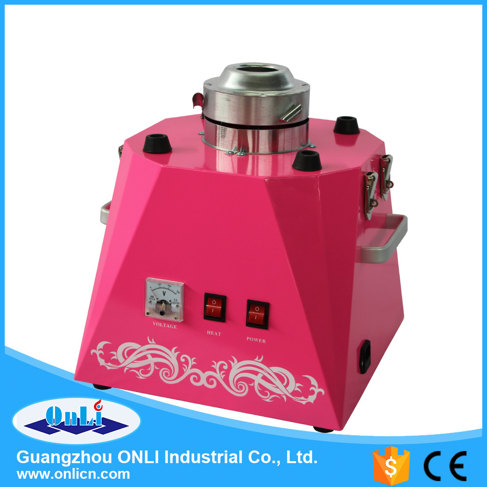 High Quality Automatic Electric Candy Floss Maker Cotton Candy Machine for Sale