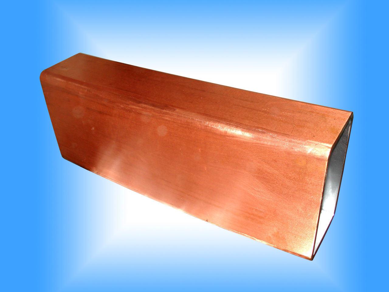 Copper Mould Tubes, Copper Mould Tube for Continuous Casting Machine