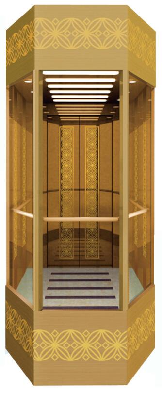 Decoration Cabin of Observation Elevator