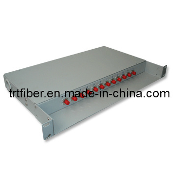 1u 19 Feet Fiber Patch Panel (ODF)