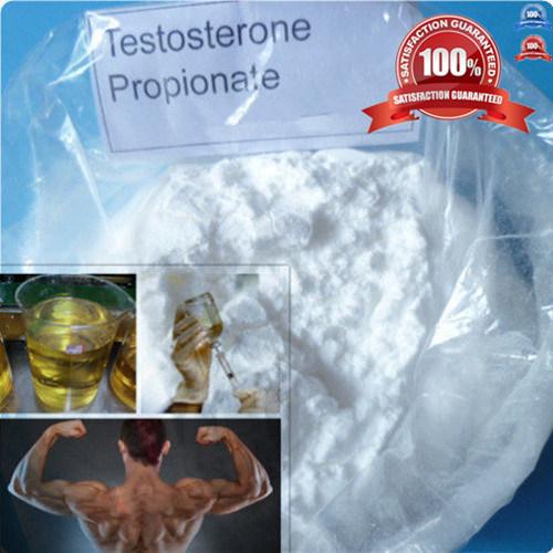 Body Building Testosterone Propionate 99.25% Test Propionate Steroid Hormone
