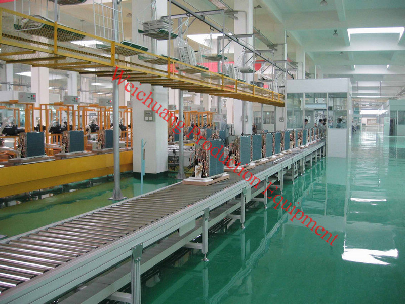 Best Quality Air Conditioner Assembly Line / Production Line