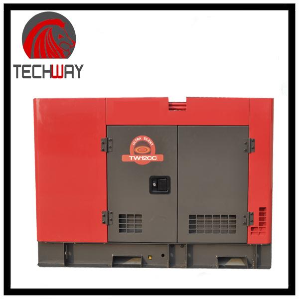 15kVA Three Phase Diesel Generator (TWDG17-3)