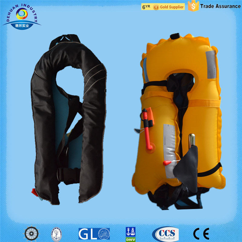 Solas Standard Inflatable Life Jacket (DH-042)