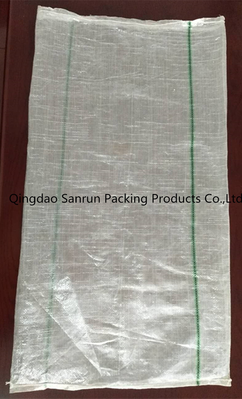 Transparent PP Woven Bag/PP Woven Sack