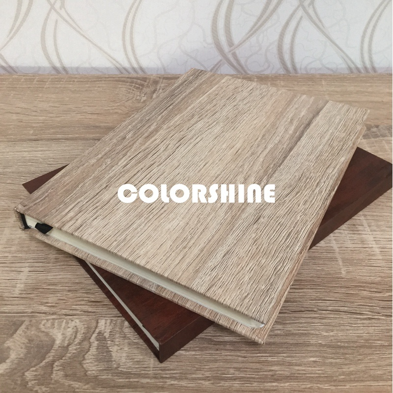 High-Grade Wooden Like Educational Note Book