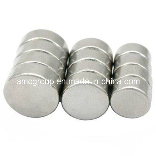 Small Thin Round Rare Earth SmCo Magnet