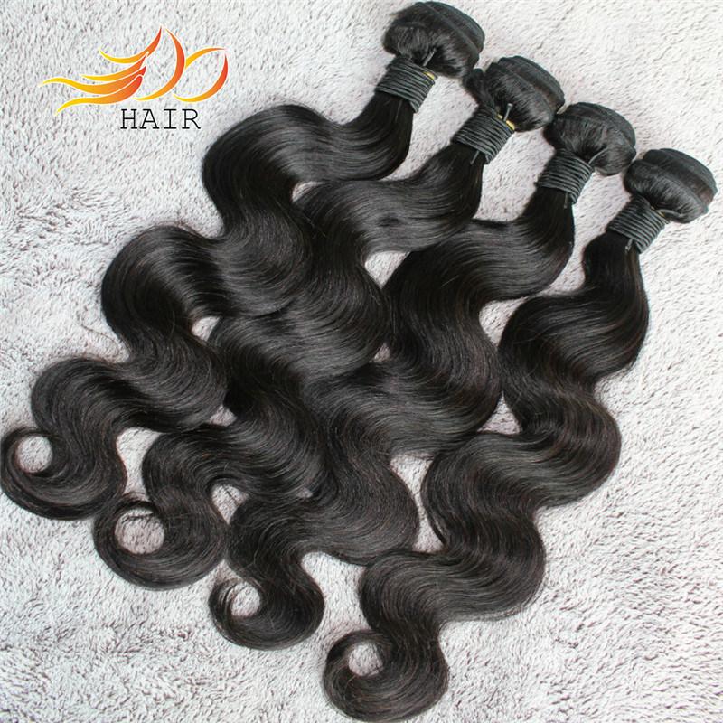 Peruvian Remy Hair Extension Virgin Human Hair