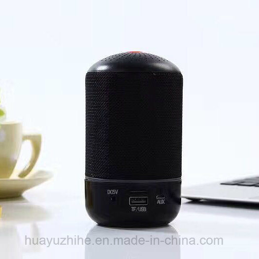 Buetooth Cloth and Plastic Mini Speaker More Colors