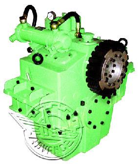 HC400 Series Marine Gearbox